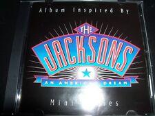 The Jacksons (Michael Jackson) An American Dream Australian TV Soundtrack CD