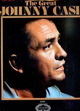 JOHNNY CASH the great HALLMARK EX LP