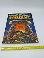 Original The Art Of Warcraft Spanning The World Of Warcraft In Conceptual Art