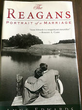 The Reagans -Portrait of a Marriage - Hardcover Edition