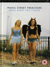 MANIC STREET PREACHERS SEND AWAY THE TIGERS 10 YEAR COLLECTOR'S EDT.2CD+DVD