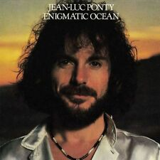 JEAN LUC PONTY - Enigmatic Ocean -- CD New Sealed