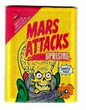 2020  Mars Attacks Uprising Promo Pack