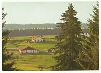 Swiss Radio International, Switzerland QSL card, Rouges-Terres (Jura)