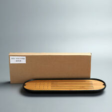 Chinese Kungfu Bamboo Water Storage Ceramic Tea Tray