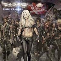 Doro Forever Warriors (2018) 10-track CD Album Neu/Verpackt