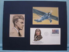 Charles Lindbergh Flies the Atlantic & First Day Cover