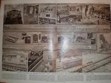 Print Winter Weather and British Rail 1959 G H Davis