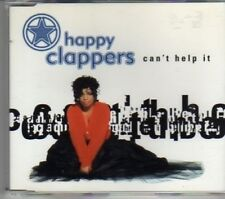 (AJ901) Happy Clappers, Can't Help It - 1996 CD