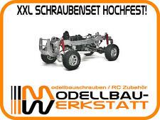 XXL Schrauben-Set Stahl hochfest Tamiya Fahrwerk Ford F350 Toyota Hilux Tundra