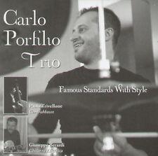 CARLO PORFILIO TRIO - Normes De La Célèbres With Style