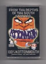KOTTONMOUTH - 100 % Kottonmouth SEALED Cassette rare Youngsta Rap DJ Snake PKO