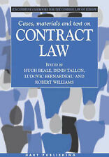 Contract Law by Hein Kotz, Arthur Hartkamp, Denis Tallon, Professor Hugh...