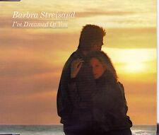 MAXI CD SINGLE COLLECTOR 1T BARBRA STREISAND I'VE DREAMED OF YOU DE 1999