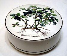 VILLEROY & BOCH BOTANICA décor MYRTILLES BOITE Diam 15 cm