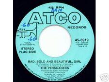 PERSUADERS - Bad, Bold & Beautiful Girl - SOUL DANCE DJ
