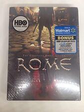 HBO ROME The Complete First Season (DVD 2009) Hardcase Bonus New Factory Sealed