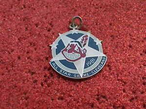 1981 Cleveland Indians All Star Press Media Pin CHARM