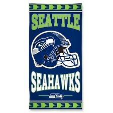 "NFL Beach Towel, ""Seattle Seahawks"" NEW"