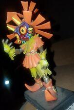 Legend Of Zelda Limited Edition Skull Kid Collectable Figure Majora's Mask 3DS