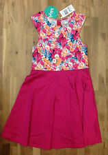 The Lost Girls Whiz Kids Dress, Multi Color, Size 12, MSRP $69