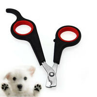 Nail Pet Grooming Clipper Scissors Dog Trimmer Cat Bird Toe Cutter Claw Care HQ