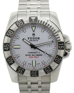 Tudor Hydronaut II 20030, 100% Original, 12 M Warranty, Box & Papers