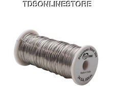 24ga Stainless Steel Dead Soft Wire For Crafting Or Binding Wire 460ft