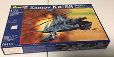 1:72 Revell 04413 Kamov Ka-58 Stealth Helicopter