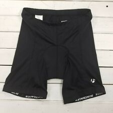 Bontrager Solstice WSD InForm Padded Cycling Shorts Womens Large Black SH133