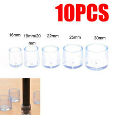 10PCS Chair Leg Caps Silicone Floor Protectors Furniture Table Pads