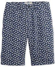 $70 Mens RALPH LAUREN Denim & Supply French Flower Slim Shorts 34 NAVY BLUE