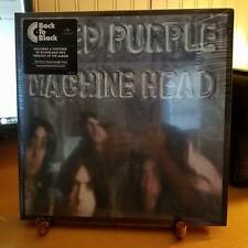 DEEP PURPLE MACHINE HEAD LP-SEALED-180gm VINYL-INCLUDES A FREE MP3 DOWNLOAD-COOL