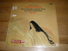 KARAJAN madama butterfly LP Record - Sealed