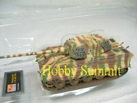 1/72 German WWII KING TIGER  Porsche Turret Schwere Pz Abt 505 Finished Tank