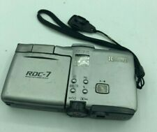 Ricoh RDC-7 Collectors Flip Up Screen Working Digital Camera