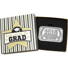 Congratulations Graduate! Class of 2019 1oz .999 Silver Bar