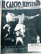 IL Calcio Illustrato 16/02/1950 Arsenal Taranto Catania 2-1  [GS35]