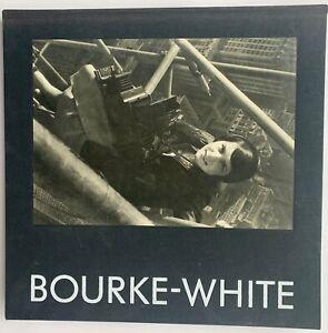 Margaret Bourke-White : A Retrospective photography photo book 1930s - 1980s
