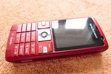 Sony Ericsson K610i Rot l Zutand GUT l T Mobile Simlock  l 2MP UMTS Tasten Handy
