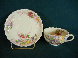 Copeland Spode Fairy Dell Cup and Saucer Set(s)