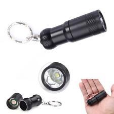 LED Key Chain Pocket Flashlight Small Portable Electric Torch For Emergency DA