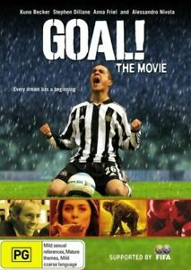 GOAL ! The Movie DVD Sports Drama - Kuno Becker - SOCCER/ FOOTBALL