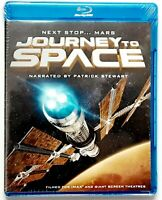 Journey to Space (Blu-ray Disc, 2016) Factory Sealed.