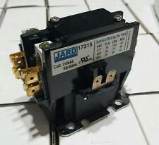 Jard / Mars 17315 Definite Purpose Contactor - 30 amp 1-1/2 pole Coil 24 VAC