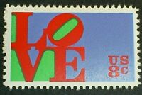 U.S. Scott 1475- Love- 8c MNH OG F-VF 1973