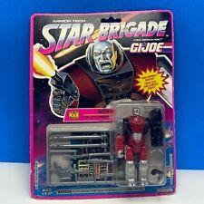 Gi Joe Cobra action figure vintage moc Hasbro 1993 Star Brigade Destro armor tec