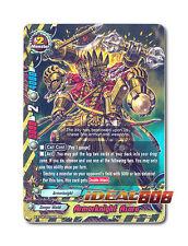 Buddyfight x 1 Armorknight Asura [H-BT04/0012EN RR (FOIL)] English Mint Future C