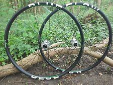 Blue Flow Carbon BF30/24 XC / Trail Hope Pro 4 Sapim CX Ray 29 27.5 mtb wheels