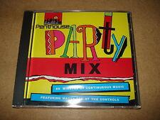 Penthouse Party Mix (1) / CD / Reggae / OVP, Sealed / Tony Rebel, Cutty Ranks...